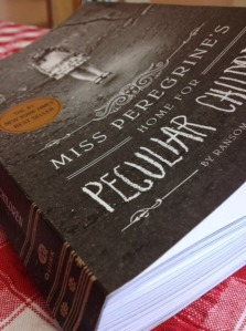Miss Peregrine front cover